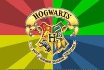 Hogwarts, Hogwarts, Hoggy-Warty Hogwarts! / Harry Potter / by Annette Holstine