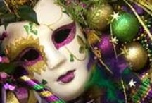 Go to the Mardi Gras / Holiday - Mardi Gras!! / by Annette Holstine