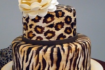Cake / No recipes... Just gorgeous cakes! / by Annette Holstine
