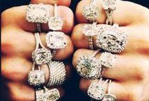 RINGS/BRACELETS / Rings, bracelets, jewelry / by Ami Henderson