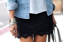 Dresses & Skirts: Inspo/Info for Work / by Lauren Bonenberger