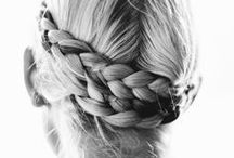 plait / Hair styles pin ups and plats