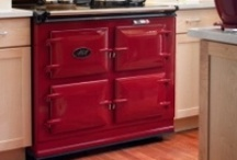 My Aga Obsession / I am a little obsessed with Aga. I plan to have one, one day, in my dream kitchen!