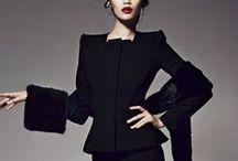 Black (dress) Is Beautiful