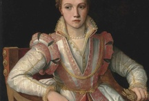 16th and 17th century dress