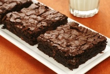 Sweet Treats- Brownies / by Gabrielle Sharp