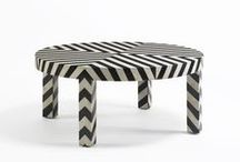coffee tables / by Catrin Morris