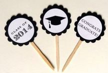 Happy Graduation! / Ideas to help celebrate with your graduate!