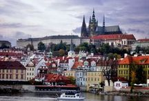 TRAVEL: Prague & The Czech Bohemian Heritage / Born in Bohemia (Prague)... this is our hertiage