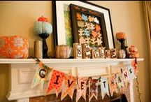 Thanksgiving Crafts / Make this Thanksgiving special with these DIY crafts.