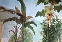 Johann Wentzel Bergl - trompe l'oeil and decorative painting