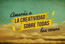 Los 10 mandamientos de la ley de los creativos / Un proyecto de Ramsés Lecourtois.