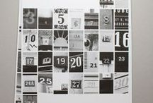 Calendarios creativos / ¿No sabes qué calendario colgar en tu pared?