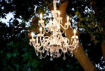 Lighting & Chandeliers / by Ami Henderson