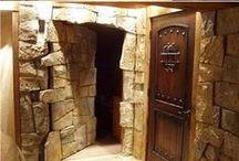 Secret Agent Man / Secret passages & rooms... / by Annette Holstine