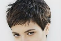 Hairly There / Short hair and hair-related ideas