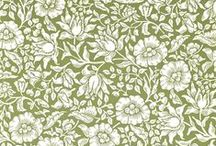 William Morris Patterns / My favorite patterns and designs by William Morris, father of the Arts and Crafts movement. / by monica kay