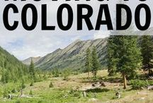 Amazing Photo's of Colorado,USA / Picture of the State of Colorado, USA / by Crabbies Boards