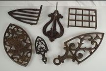 Antiques / Trivets & Irons / by Crabbies Boards
