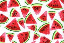 Watermelon / El único fruto del amor, es el watermelón.