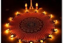 #Diwali- Festival of Lights / A look at one of the biggest and brightest Hindu celebrations.