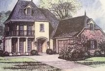 Dream Houses / One day? / by Mary Ann Van Osdell