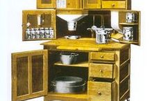 Antiques / Kitchen & Dinning Room / Everything to do with the Kitchen or Dinning Room. / by Crabbies Boards