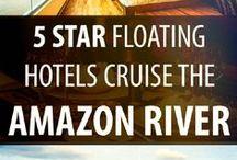 TRAVEL: Cruises and Floating Hotels / Cruise ships, floating hotels, yachts, sailboats...