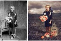 PHOTOGRAPHY: Photo Transformations... / Taking the old and making it new...