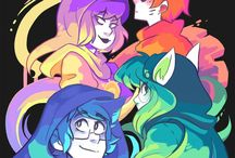 Hussienators Webcomic / Too many deaths, not enough upd8s. This webcomic has ended, and the fans will follow suit. But that's when we see if Hiveswap can live up to their name. There will be an increase in production as I read the comic and pin more HS in denial.