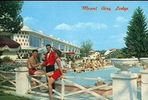 RETRO: Mount Airy Lodge / Now is the perfect time And the feeling is just right You can play all day and dance into the night At beautiful Mount Airy Lodge All you have to bring Is your love of everything…  So many memories and more at our Facebook page: https://www.facebook.com/Mount-Airy-Lodge-806342682829321/