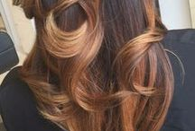 Hairstyle Spotlight 2018: Tortoiseshell Hair Colour / Check out our mood board for our hairstyle spotlight Tortoiseshell hair colour!  https://sdhair.co.uk/hair-trend-2018-tortoiseshell-hair-colour/