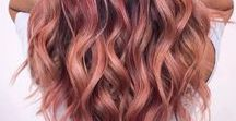 May Trending 2018 / Check out our trending style for May, Rose Brown hair colour! Read all about this style over on our blog @ www.sdhair.co.uk