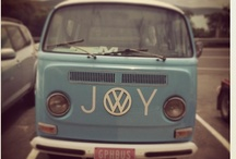 Joyrides / Old things with 4 wheels with lots of kitchen toys... road trips anyone?