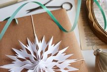 diy PAPER / things to make with paper, orgami, flowers, cards, tags etc / by Tellylin