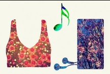 Musique: Workout Music, Fit Musicians & Playlists! / by MizzFIT (BiancaJade)
