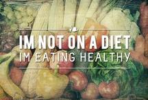 Eating Healthier / by Anna Li