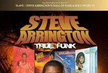 Steve Arrington | Now Booking N. America! / For info call 214.702.4286