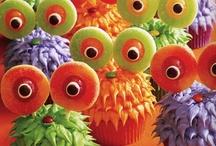 Kinderfeest - Monster madness / Leuk thema kinderfeestje: Monster madness. Organiseer een gaaf monster feest in je eigen huis!