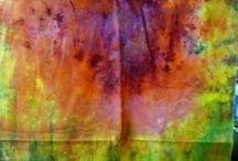 Dyed Fabric / by Ellen Anne Eddy