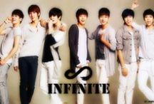 Random K-Idols - Infinite / by Anna Li