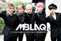 Random K-Idols - MBLAQ / by Anna Li