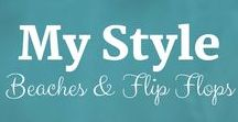 My Style: Beaches & Flip Flops / Pearls of wisdom.... from the beach! Everything from quotes to beach house decor to flip flops and more - no place better than  where the sand gets in your toes and the sound of the waves calms your soul  Sue Hall is a Certified Ketogenic Living Coach, showing you how to take back control of your health and elevate your happiness!