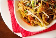 Asian Noodles / by Anna Li