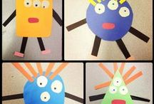 Art ideas for K-2 / by Stacey Cates