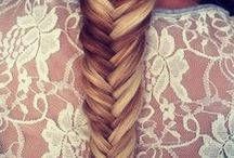 A day of braids / Hi it's Samantha and a side braid or a normal braid is my favorite hair style I love to braid my dolls hair my hair and my friends hair I love braids / by Jeannie Shrives