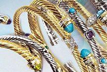 David Yurman / David Yurman beautiful jewelry  / by Melissa May