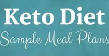 Keto Diet: Sample Meal Plans / Food is a source of fuel for your body - fuel it right! Check out some sample meal plan to make following the keto diet easier.  You can also get free keto meal plans every week here>> http://slendersuzie.com/ketogenic-meal-plans/