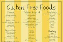 gluten free / by Beverly Brantley