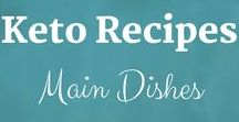 Keto Recipes: Main Dishes / Keto Recipes from the Keto Kitchen to keep you on track with delicious food. Bon Appétit! Sue Hall is a Certified Ketogenic Living Coach, showing you how to take back control of your health and elevate your happiness!